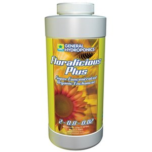 Indoor Gardening General Hydroponics Floralicious Plus