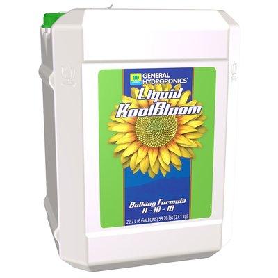 Indoor Gardening General Hydroponics Liquid KoolBloom