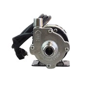 Beer and Wine Chugger Brew Pump - Center Inlet - Stainless Steel Head
