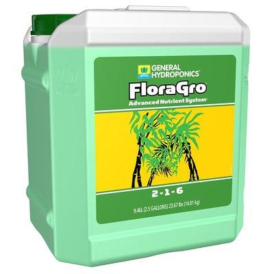 General Hydroponics General Hydroponics FloraGro