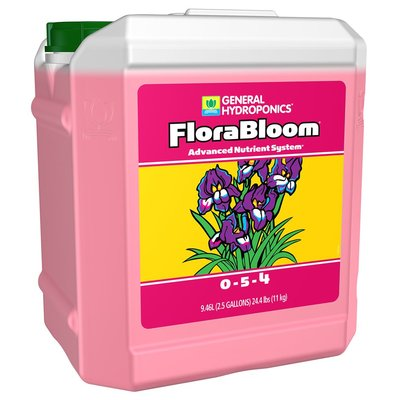 Indoor Gardening General Hydroponics FloraBloom