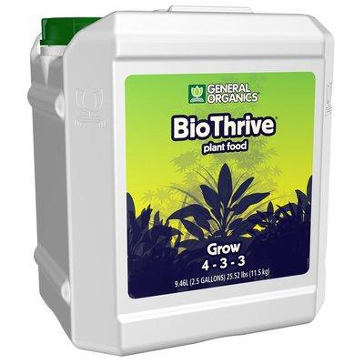 General Organics General Organics BioThrive Grow