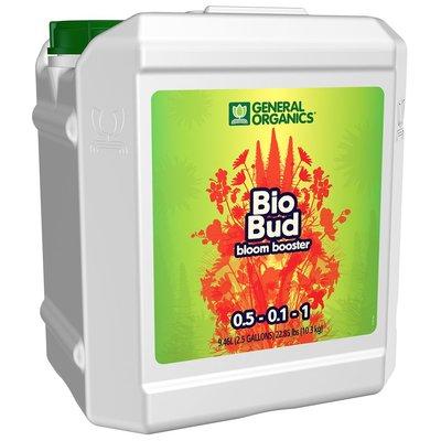 Indoor Gardening General Organics BioBud