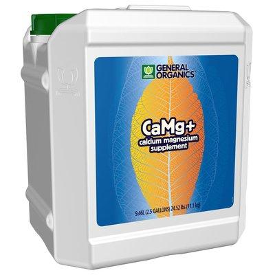 Indoor Gardening General Organics Ca Mg+