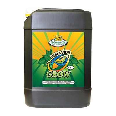 Indoor Gardening Technaflora Pura Vida Grow