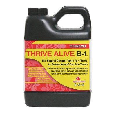 Indoor Gardening Technaflora Thrive Alive B-1 Red