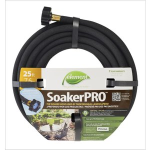 Outdoor Gardening Element SoakerPro Hose 3/8 inch - 25 feet