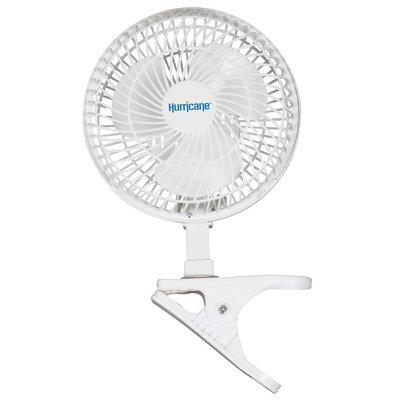 Hurricane Hurricane 6 inch Clip Fan
