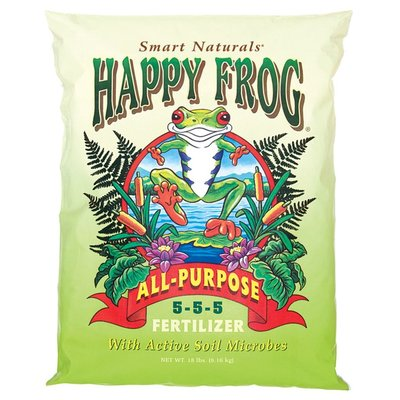 Outdoor Gardening FoxFarm Happy Frog All Purpose
