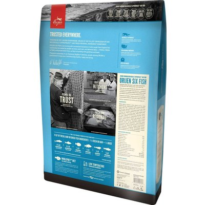 Urban DIY Orijen Six Fish Dry Dog Food -  13 lbs