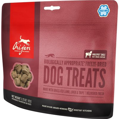 Urban DIY Orijen Freeze Dried Dog Treats - Lamb 3.25 oz