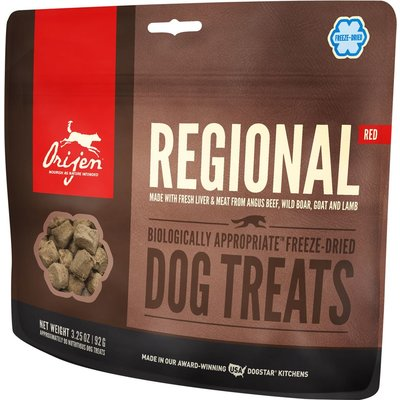 Urban DIY Orijen Freeze Dried Dog Treats - Regional Red 3.25 oz