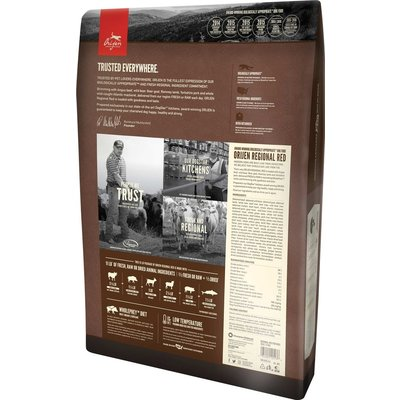 Urban DIY Orijen Regional Red Dry Dog Food -  25 lbs
