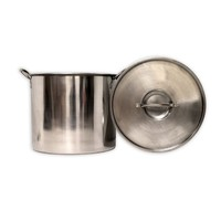 Beer and Wine Brew Pot - 20 Quart (5 gallon)