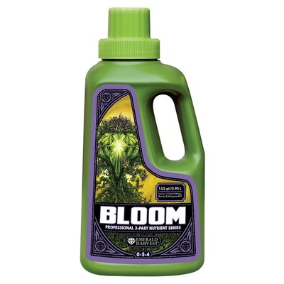 Indoor Gardening Emerald Harvest Bloom - 1 Quart