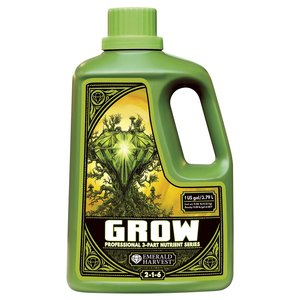 Indoor Gardening Emerald Harvest Grow - 1 Gallon