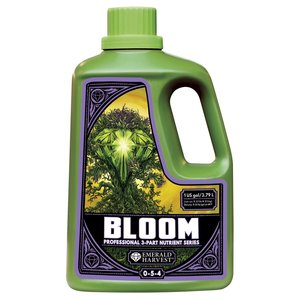 Indoor Gardening Emerald Harvest Bloom - 1 Gallon