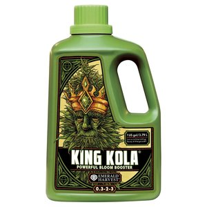 Indoor Gardening Emerald Harvest King Kola - 1 Gallon