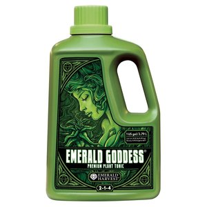 Indoor Gardening Emerald Harvest Emerald Goddess - 1 Gallon