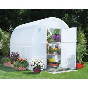 Outdoor Gardening Solexx Gardener's Oasis Greenhouse - 3.5mm