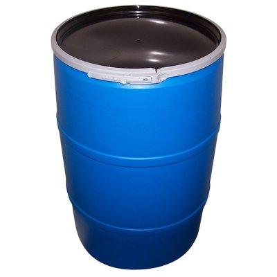Indoor Gardening 55 Gallon Barrel Reservoir Drum