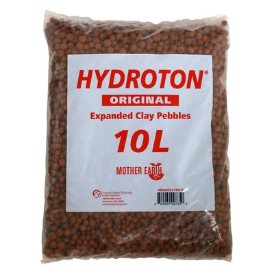 Indoor Gardening Mother Earth Hydroton - 10 liters