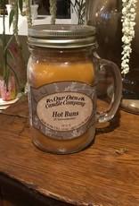 Mini Mason Jar Candle - Hot Cinnamon Buns
