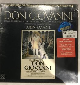 LP - Don Giovani Soundtrack - Mozart - Factory Sealed