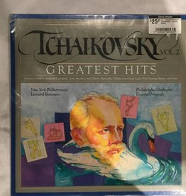 LP - Greatest Hits Vol.2 - Tchaikovsky - Factory Sealed