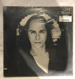 LP - Untitled - David Forman - Factory Sealed