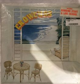 LP - Crowcuss - Factory Sealed