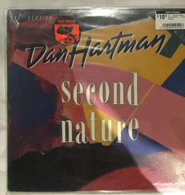 LP - Second Nature - Dan Hartman - Factory Sealed