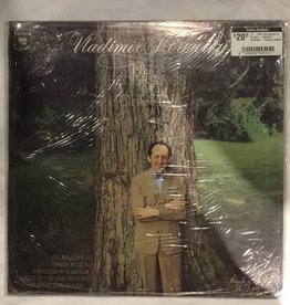 LP - New Recordings of Chopin - Vladimir Horowitz - Factory Sealed