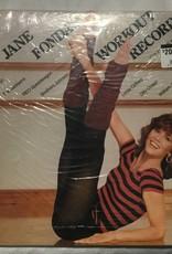LP - Jane Fonda's Workout Record - Various Artists - Factory Sealed