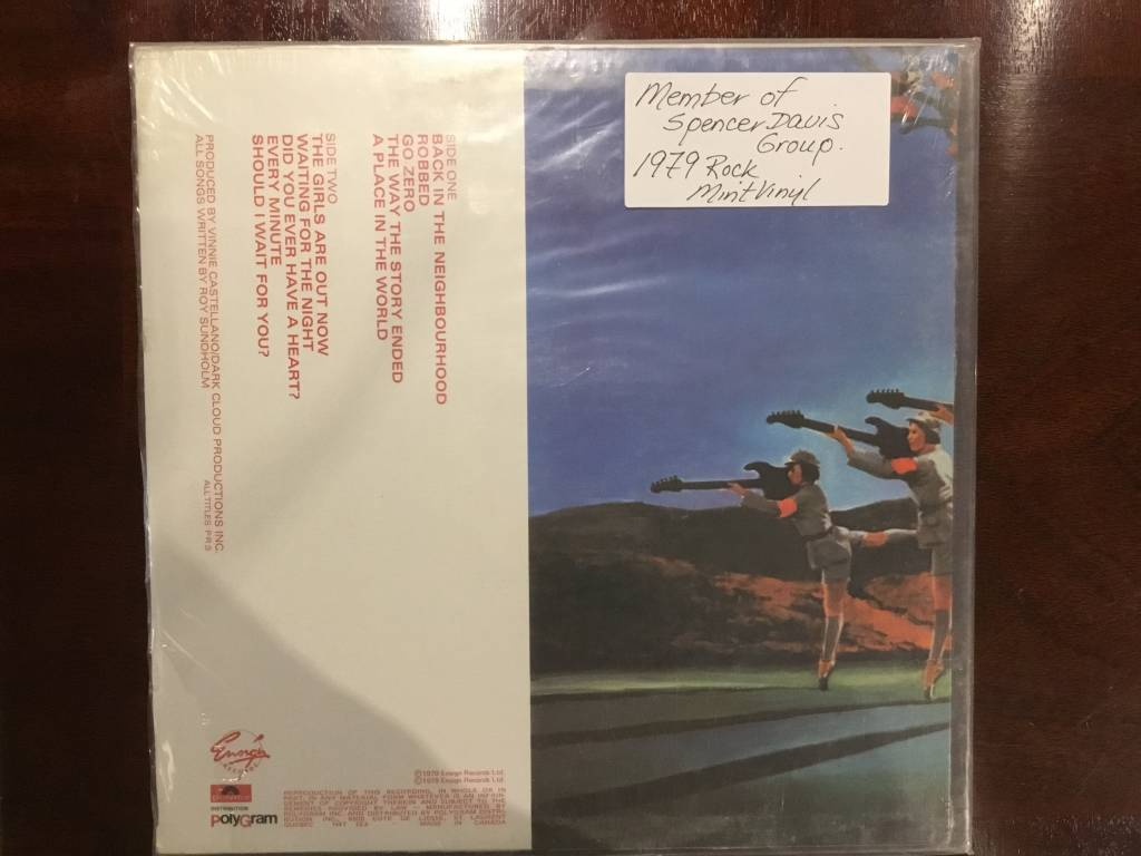 LP - The Chinese Method - Roy Sundholm - Factory Sealed