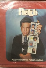 LP - Fletch Soundtrack - Chevy Chase - Factory Sealed
