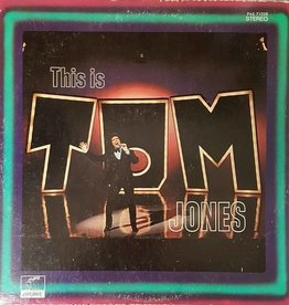 LP - This is Tom Jones - Tom Jones - Original Pressing