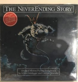 LP - Never Ending Story - Original Soundtrack