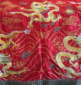 Buddhist Altar Mat - Taiwan - Real Gold Thread