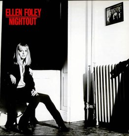 LP - Nightout - Ellen Foley - Original Pressing