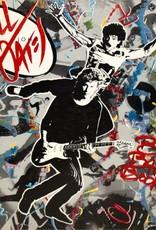 LP - Big Bam Boom - Hall Oates and Daryl John - Original Pressing