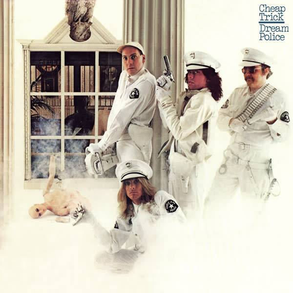 LP - Dream Police - Cheap Trick - Original Pressing