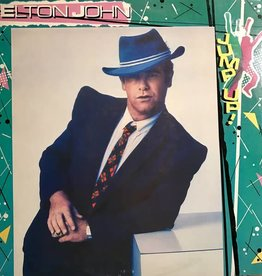 LP - Jump Up! - Elton John - Original Pressing