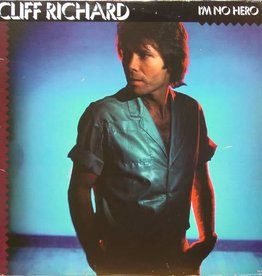 LP - I'm No Hero - Cliff Richard - Original Pressing