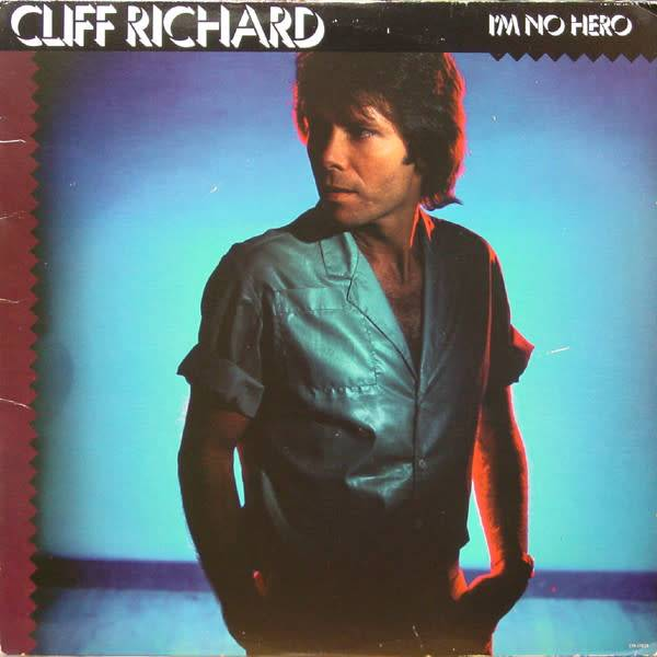 LP - I'm No Hero - Cliff Richard - Original Pressing