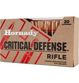 Hornady 308WIN 155GR FTX CD 20/200