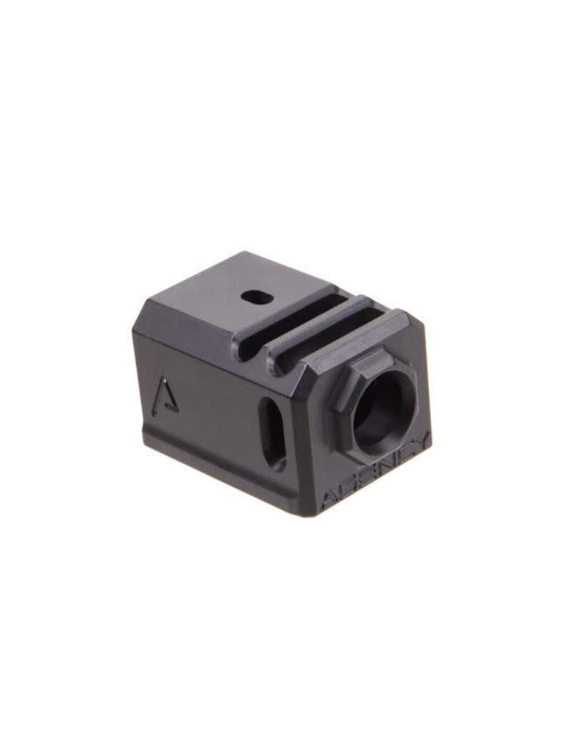 Agency Arms 417 9mm Compensator BLK Gen 4