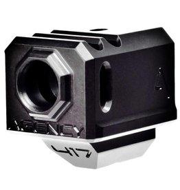 Agency Arms 417 Compensator G4 Black