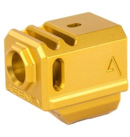 Agency Arms 417 Comp G4 Gold