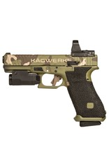 Kagwerks Extended and Raised Slide Release for Glock